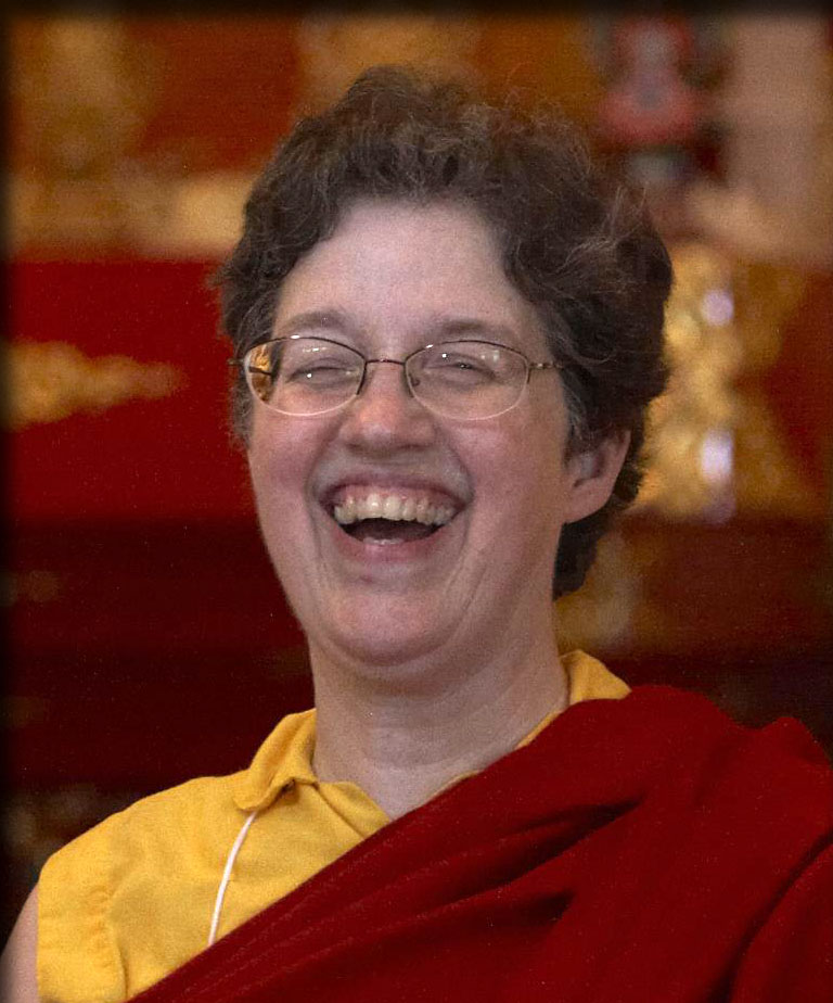 October 14-15 Seven Points of Mind Training and Lineage Prayer Teaching with Lama Kathy