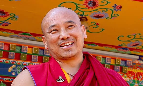 Khenpo Karma Tenkyong Weekend Visit and Shamatha Retreat