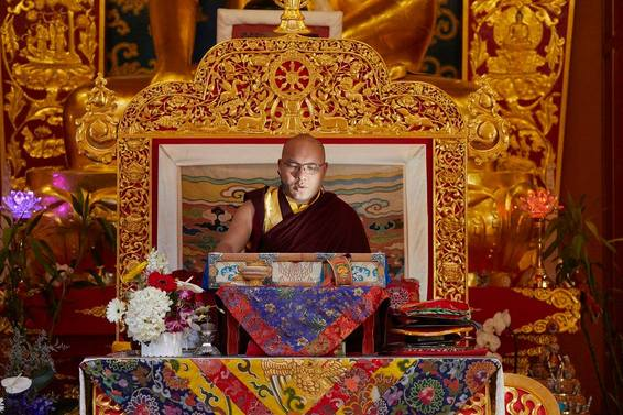 June News and His Holiness Karmapa's and KTC Jax's Birthday Celebration