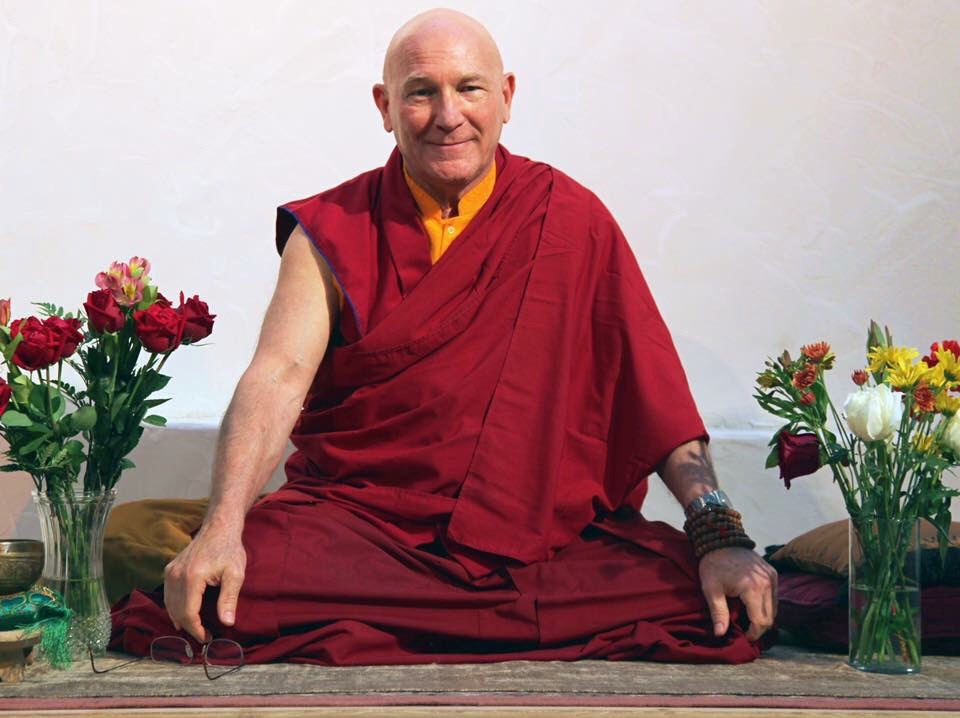 The Short Medicine Buddha Practice and it's Benefits with Lama Losang